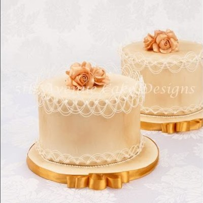 Learn How to Pipe Delicate Oriental Stringwork on Cake Central