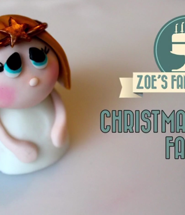 Fondant Angel Tutorial