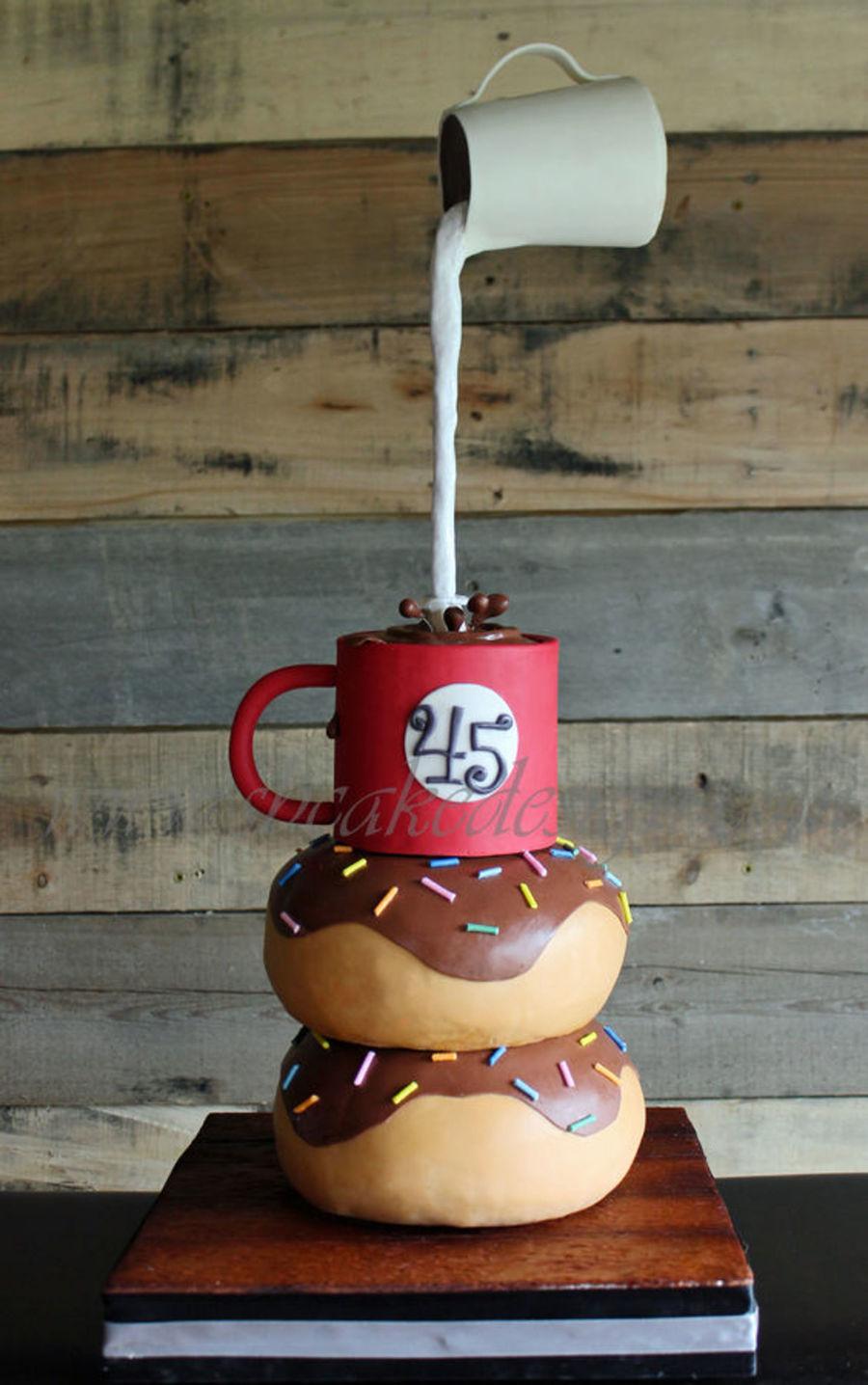 Top Coffee Break Cakes Cakecentral Com