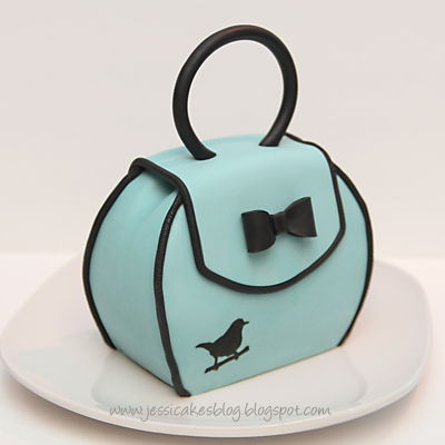 How to Make a Little Purse Cake on Cake Central