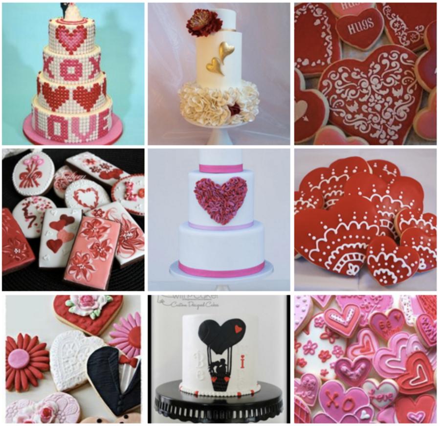 Best Valentine Cake Images : 65 Amazing Valentine Cakes - CakeCentral.com