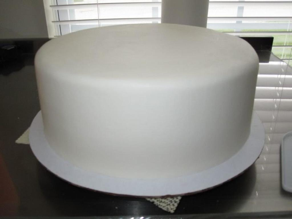 How To Get Perfectly Smooth Buttercream Icing Cakecentral Com