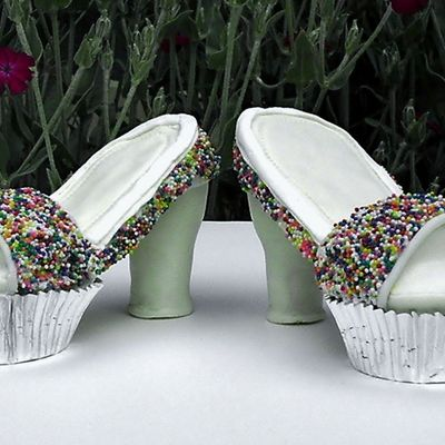 How To Make Cupcake Shoes on Cake Central