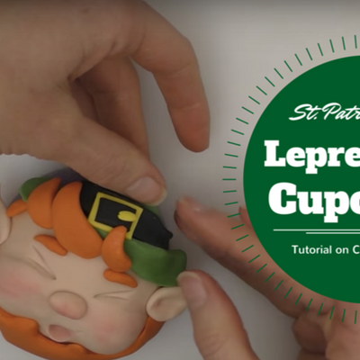 Saint Patrick's Day Leprechaun Cupcakes on Cake Central