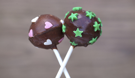 Andes Mint Cake Balls