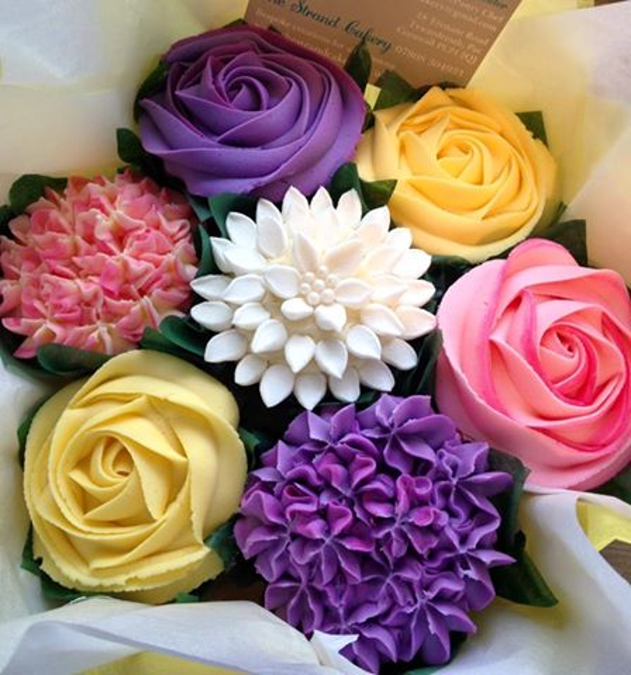 Cake Decorating Ideas Roses