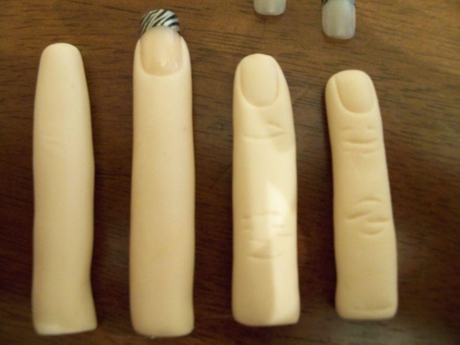 How To Make Fingers Fondant Cakecentral Com