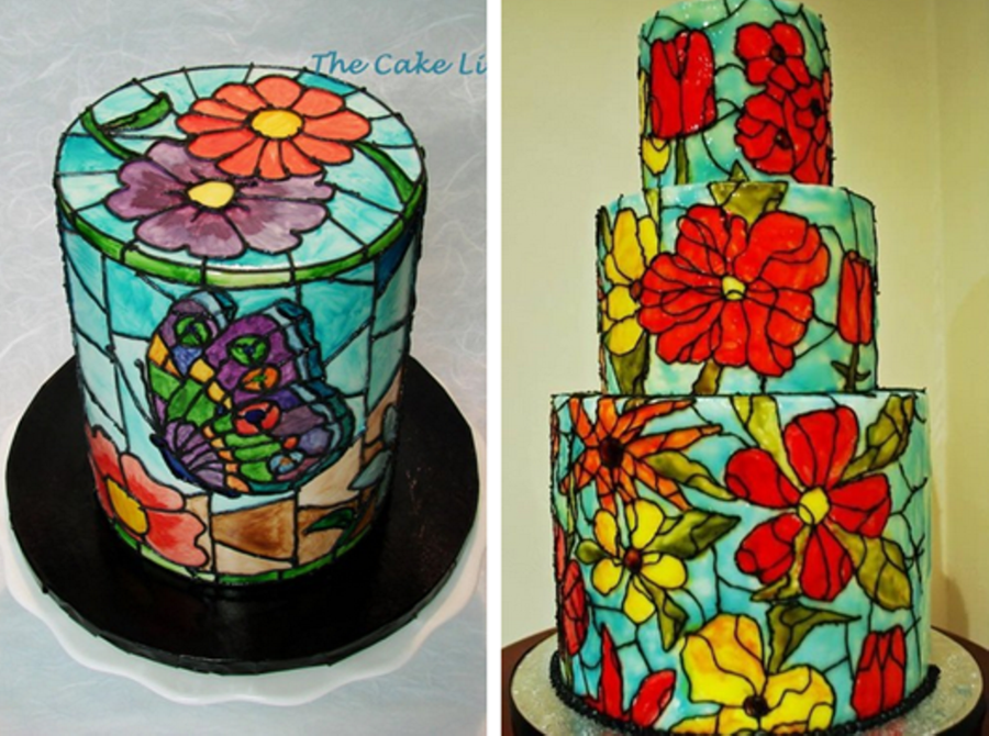 How To Use Cake Decorating Gel : Piping Gel That Works - CakeCentral.com
