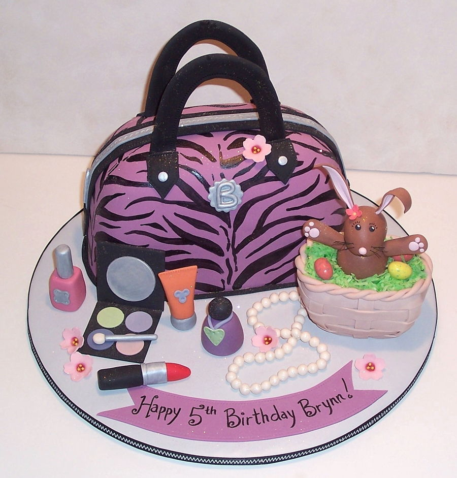 Pocketbook Cake For Grand-Daughter, Anyone Ever Done Them ...