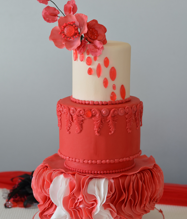 A Closer Look: Fashion Cake By Jamila Jankipersadsing