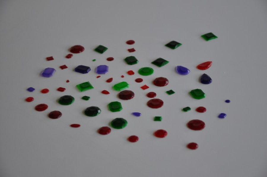Cake Images With Gems : Gelatin Gems - CakeCentral.com