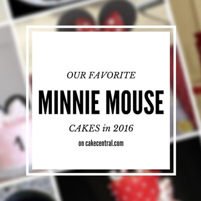 15 Best Minnie Mouse Cakes in 2016 on Cake Central