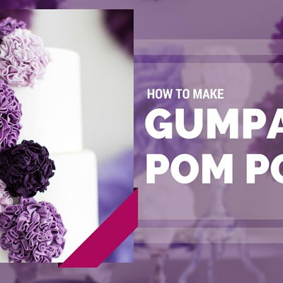 How to Make Sugar Pom Poms on Cake Central