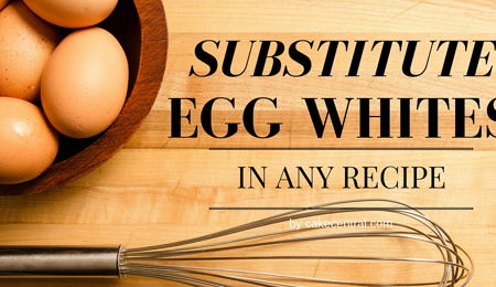 Substitute Eggs In Baking