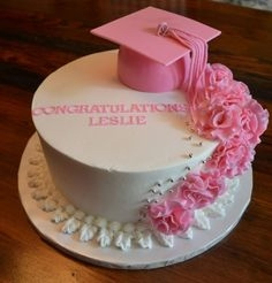 Cake Decorating For Graduation : Graduation Cake - CakeCentral.com