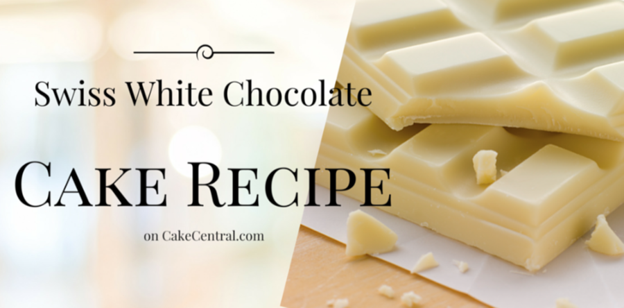 White Chocolate Cake Is Perfect For Any Celebration Rich Yolks Buttermilk Vanilla And White Chocolate Are Lightened Up With Whipped Egg Whites For A