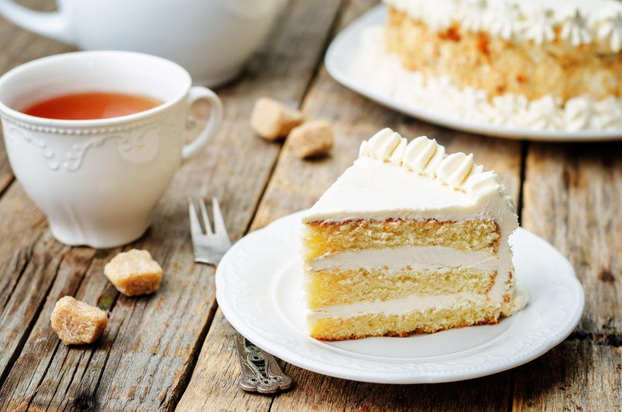 Horlicks Butter Cake