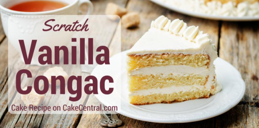 Butter Cake Recipe In Sinhala Download: Vanilla Cognac Cake