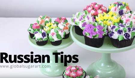 How To Use Russian Piping Tips