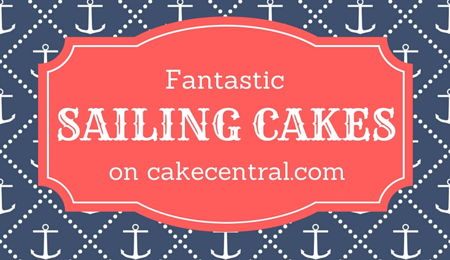 Top Sailboat Cakes