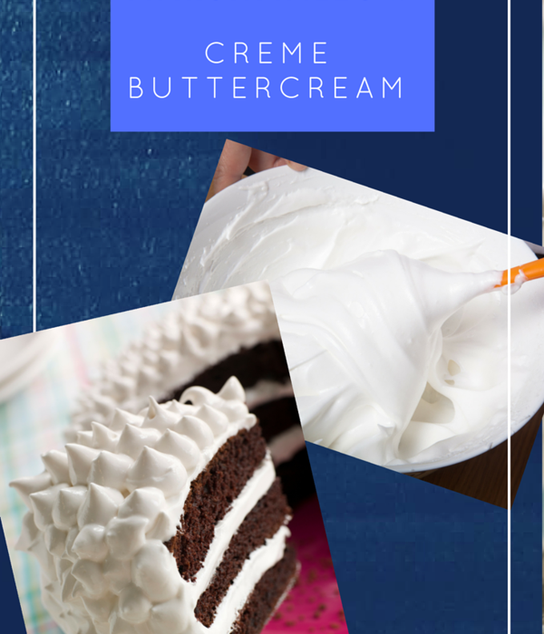 Marshmallow Creme Buttercream