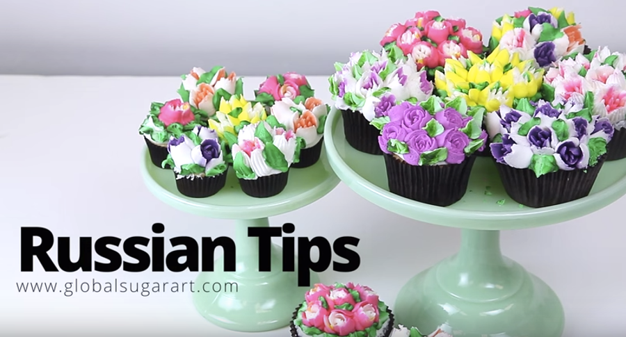 How To Use Russian Piping Tips - CakeCentral.com