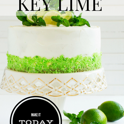 Key Lime on Cake Central
