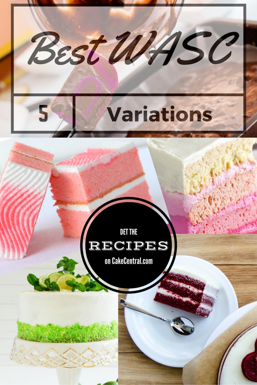 Recipes Using A Box Of White Cake Mix
