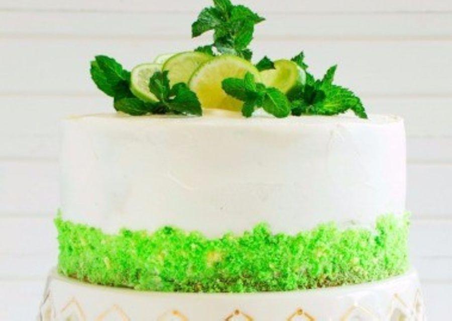White Almond Sour Cream Cake Cake Central