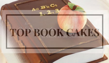 Top Book Cakes