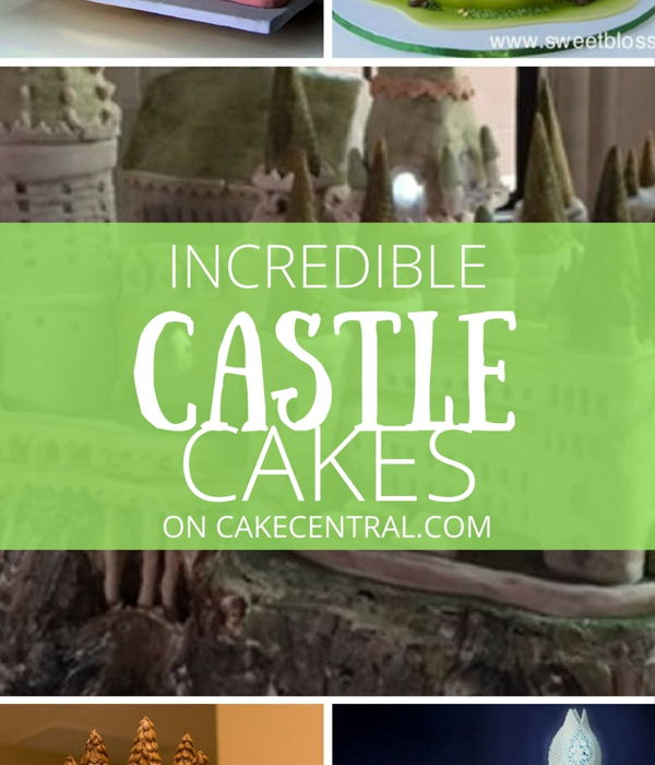 Incredible Castle Cakes