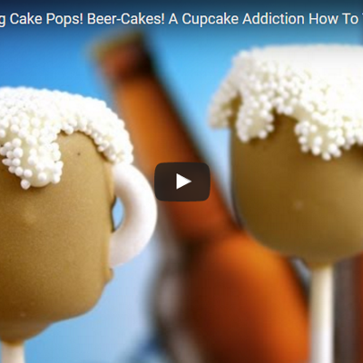 Make Mini Beer Mug Cake Pops! Beer-Cakes! on Cake Central