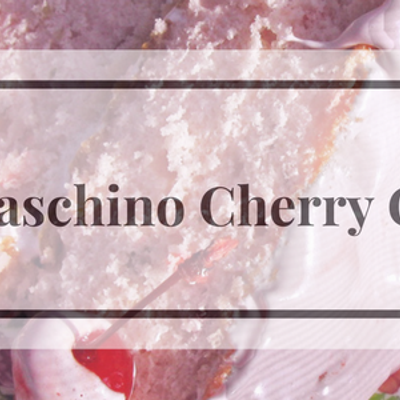 Maraschino Cherry Cake on Cake Central