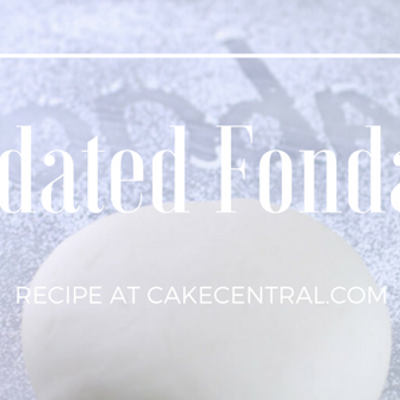 Michele Foster's Updated Fondant on Cake Central