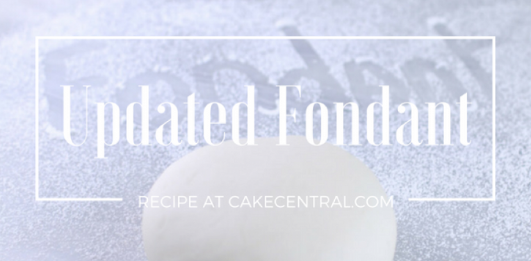 Fondant icing creates a shiny smooth surface on your cake, that makes it  easy to create intricate decorations on it. In fact, if you practice a lot  of times ...