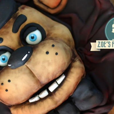 Five Nights at Freddy's cake : Freddy Fazbear Halloween cakes on Cake Central