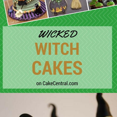 Top Witch Cakes on Cake Central