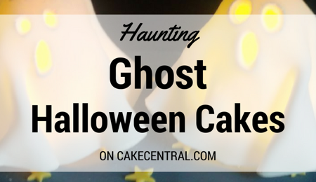 Top Ghost Cakes