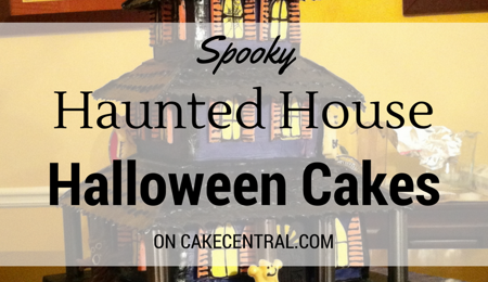 Top Haunted House Cakes