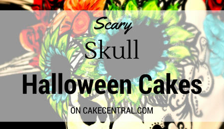 Top Skull Cakes