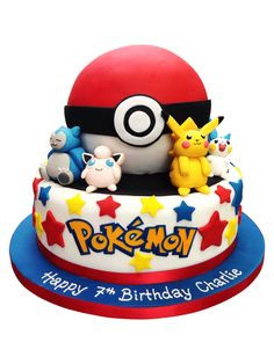 Pokemon Cake Help. - CakeCentral.com