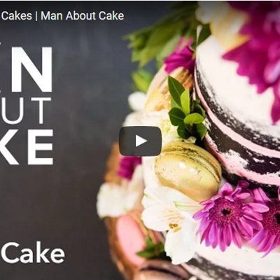 Naked Cake Tutorial by Joshua John Russell on Cake Central
