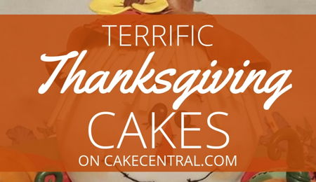Top Thanksgiving Cakes