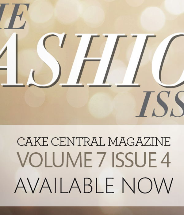 2016 Cake Central Magazine Fashion Issue
