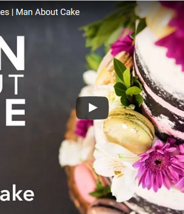 Naked Cake Tutorial by Joshua John Russell