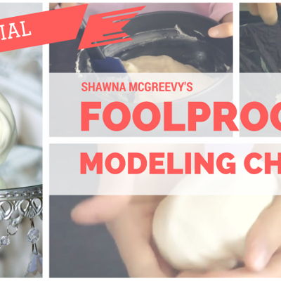 Shawna McGreevy's Foolproof Modeling Chocolate Tutorial on Cake Central