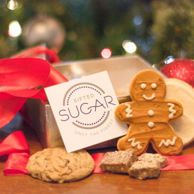Sifted Sugar Chicago Cookies Makes Your Mouth Water on Cake Central