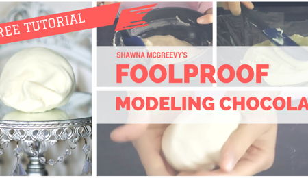 Shawna McGreevy's Foolproof Modeling Chocolate Tutorial