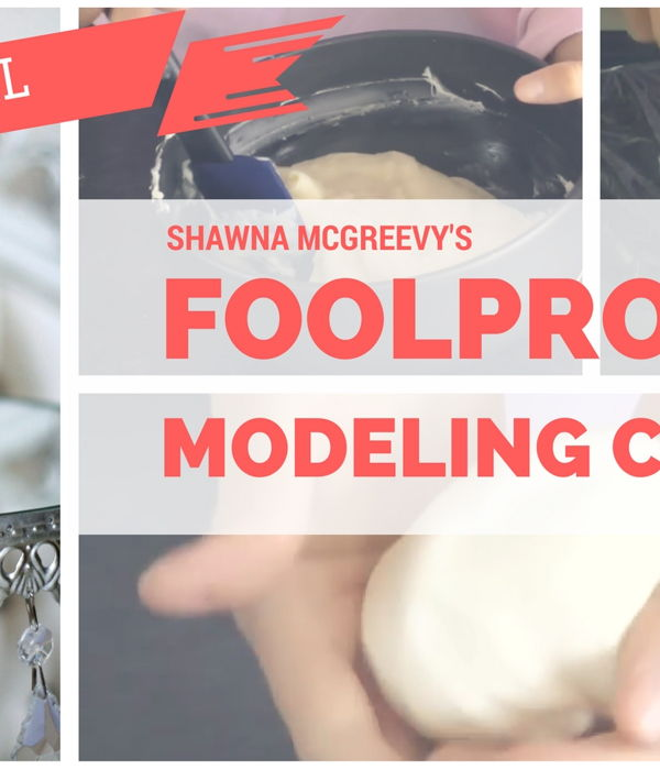 Shawna McGreevy's Foolproof Modeling Chocolate...