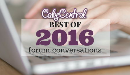 25 Most Popular Cake Decorating Conversations Of 2016